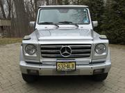 2004 MERCEDES-BENZ Mercedes-Benz G-Class Base Sport Utility 4-Door